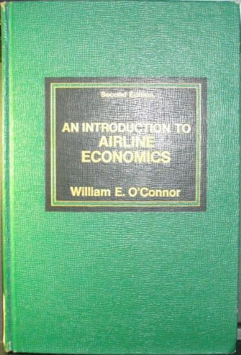 9780030597916: An introduction to airline economics