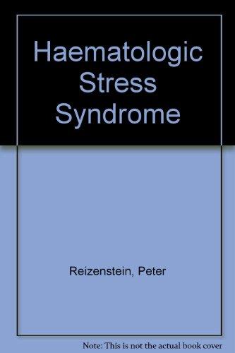 9780030598029: Haematologic Stress Syndrome