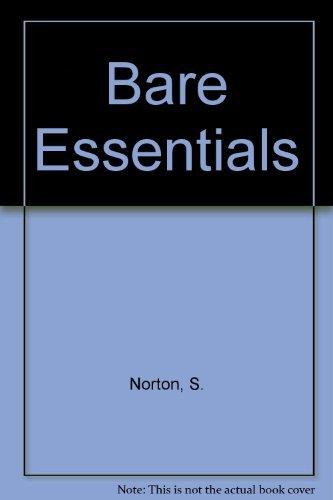 9780030598210: Bare Essentials: English Writing Skills