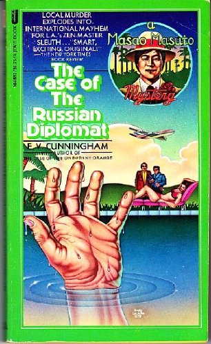 9780030598579: The Case of the Russian Diplomat