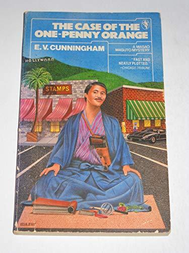 9780030598586: The Case of the One-Penny Orange (A Masao Masuto Mystery)