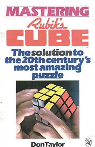 9780030599415: Mastering Rubik's Cube: The Solution to the 20th Century's Most Amazing Puzzle