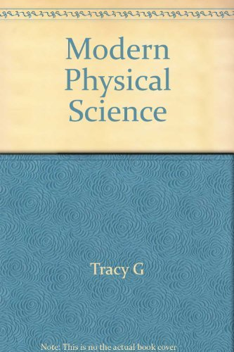 9780030599545: Modern Physical Science