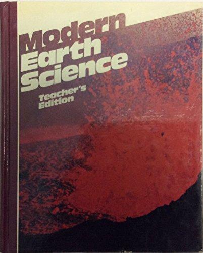 9780030599842: Modern Earth Science
