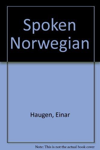 Spoken Norwegian (0030600138) by Einar Ingvald Haugen