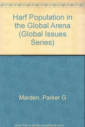9780030600616: Population in the Global Arena: Actors, Values, Policies, Futures (Global Issues Series)