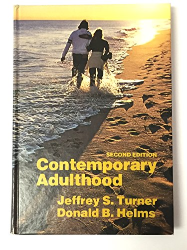 9780030601439: Contemporary adulthood