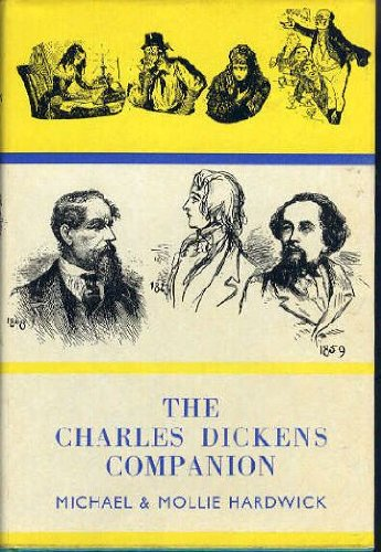 9780030602405: Charles Dickens Companion