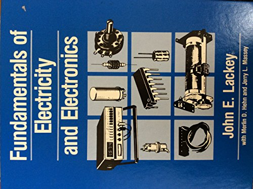 9780030603129: Fundamentals of Electricity and Electronics