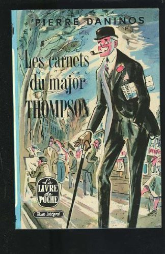 9780030603754: Les Carnets Du Major Thompson