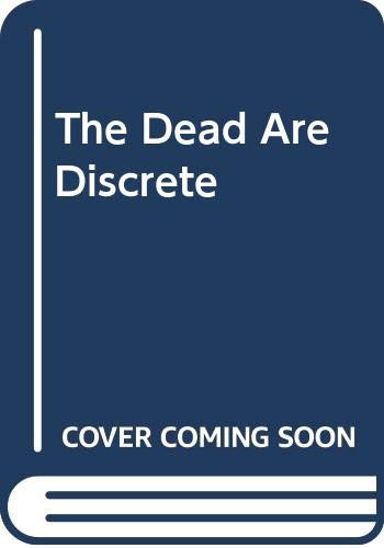 9780030603938: The Dead Are Discreet (A Jacob Asch Mystery)