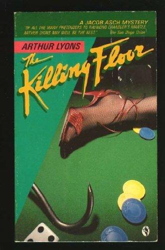 Beispielbild für The Killing Floor (A Jacob Asch Mystery) zum Verkauf von Wonder Book