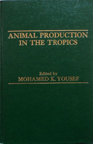 9780030604829: Animal Production in the Tropics