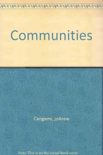 9780030604942: Communities