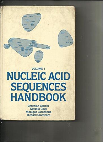 9780030606267: Nucleic acid sequences handbook