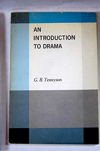 9780030608209: Introduction to Drama