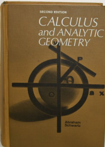 9780030608759: Calculus and Analytic Geometry