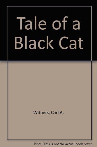 9780030609107: Tale of a Black Cat