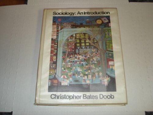 9780030612541: Sociology: An Introduction