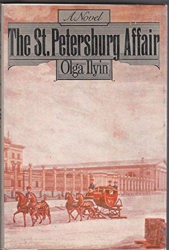 9780030613548: The St. Petersburg Affair