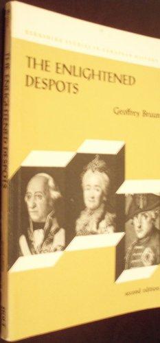 9780030613654: Enlightened Despots (Berkshire Study in European History)
