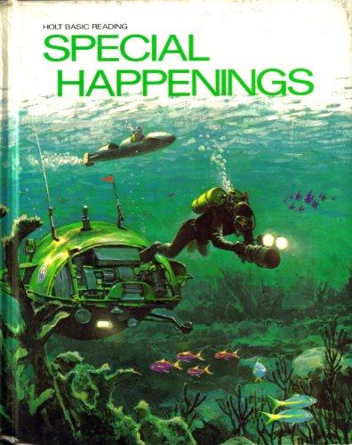 9780030613944: Special Happenings