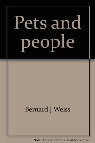 9780030614071: Pets and people (Holt basic reading)