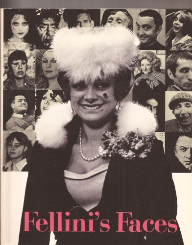 Fellini's Faces (English and German Edition): Christian Strich