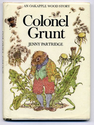 9780030615115: Colonel Grunt