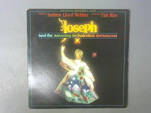 Joseph and the Amazing Technicolor Dreamcoat: Webber, Andrew Lloyd,