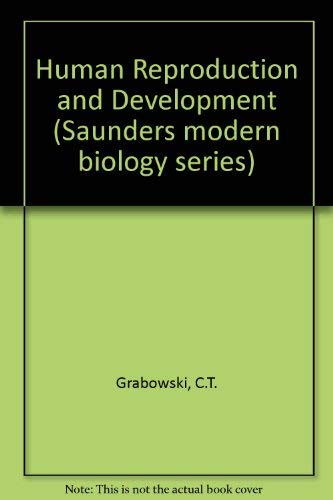 9780030615344: Human Reproduction and Development