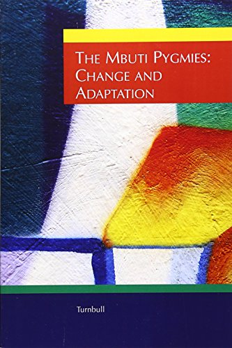 9780030615375: The Mbuti Pygmies: Adaptation & Change in Ituri Forest (Case Studies in Cultural Anthropology)