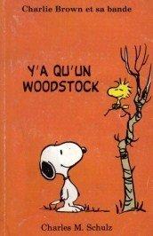 Ya Qu'UN Woodstock (9780030616549) by Charles M. Schulz