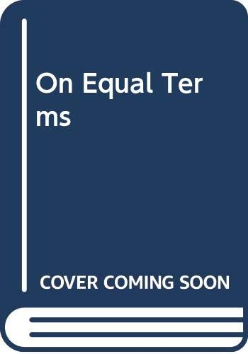 9780030616587: On Equal Terms: Jews in America 1881-1981