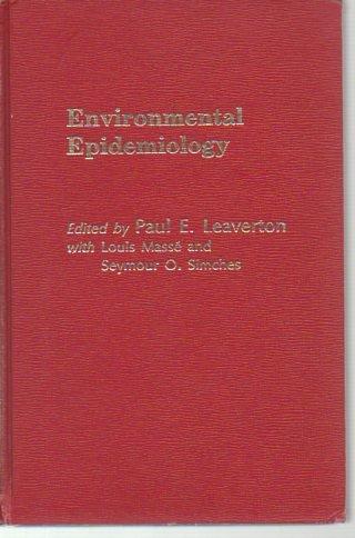 9780030617164: Environmental Epidemiology