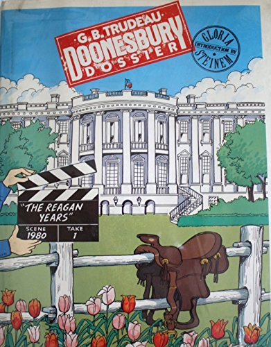 9780030617294: Doonesbury Dossier: The Reagan Years