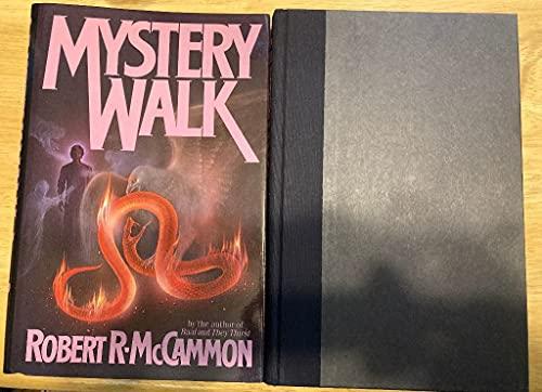 9780030618321: Mystery Walk