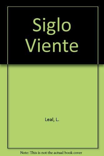 9780030618956: Siglo Viente