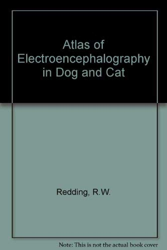9780030619298: Atlas of Electroencephalography in the Dog and Cat