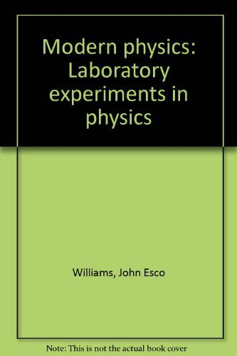 9780030619410: Modern physics: Laboratory experiments in physics