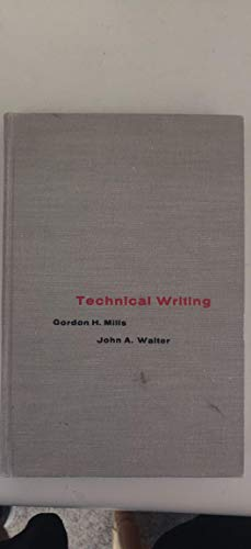 9780030620195: Technical Writing