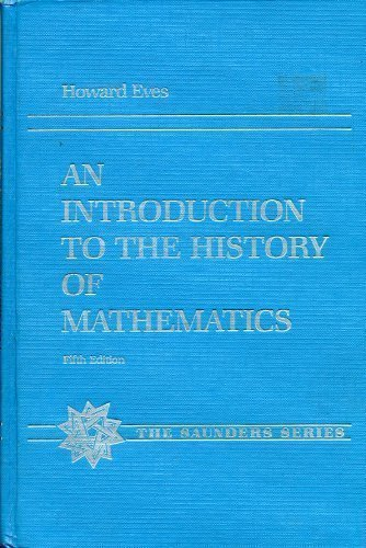 Introduction to the History of Mathematics