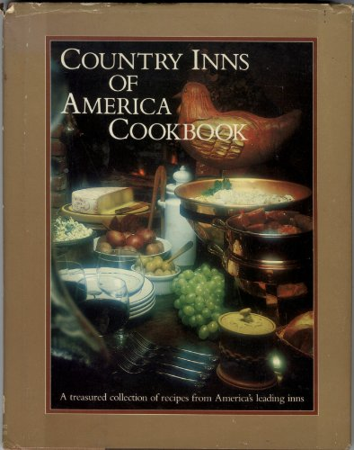 9780030621741: The Country inns of America cookbook