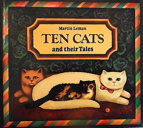 9780030621765: Ten Cats and Their Tales