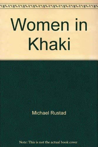 9780030621932: Women in Khaki