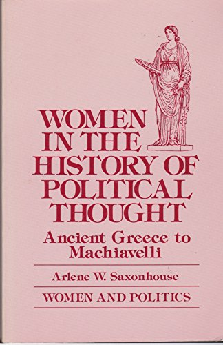 9780030622014: Women in the History of Political Thought