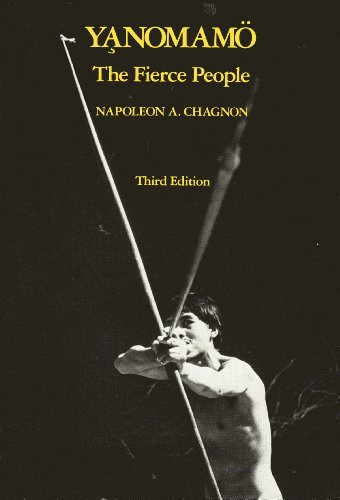 9780030623288: Yanomamo: The Fierce People (Case Study in Cultural Anthropology)