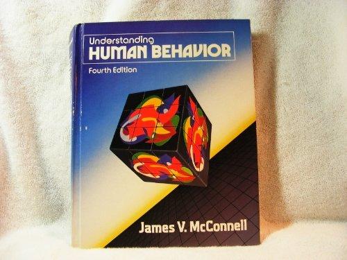 9780030623295: Understanding Human Behaviour: An Introduction to Psychology