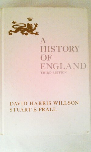 9780030623585: History of England