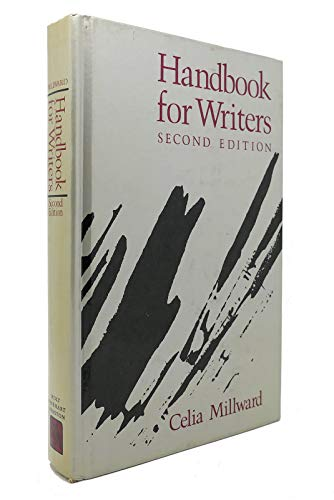 9780030623820: Handbook for Writers